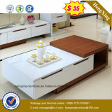 Wooden Legs Center Coffee Table Office Furniture (HX-CF017)