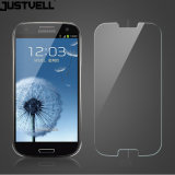 Justvell Bubble Free Mobile Phone Accessories Screen Protector for Samsung S3