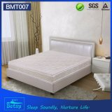 OEM Compressed Super Single Mattress 25cm High with Resilient Bonnell Spring and Comfort Box Top