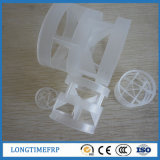 "5/8"" Plastic Polypropylene Pall Ring Packing for Stripping Tower"