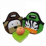 Children Neoprene Lunch Bag with Shoulder Strip