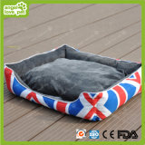 British Canvas Pet Bed Dog House