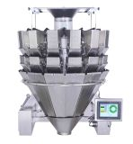 Jingyi Automatic 14 Double Door Multihead Weigher Jy-14hddt