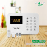 Wireless Home Alarm System with Russian Language