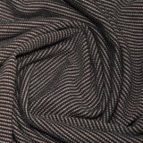 178GSM Cotton Polyester Yarn Dyed Stripe Pique
