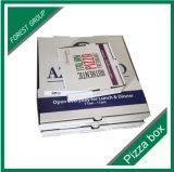 Factory Custom Cmyk Corrugated Cardboard Pizza Box