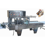 Tray Container Sealing Machine