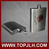 8oz Inkjet Print Sublimation Hip Flask