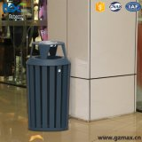 Many Colors Collapsible Dustbin, Powder Coating Collection Waste Bin