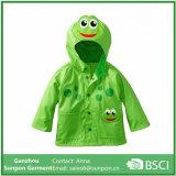 Wholesales Childrens Rain Poncho Rain Coat with PVC Fabric