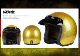 Customed Half Face Motorcycle / Dirbike Helmet.