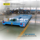 Cable Drum Rail Flat Trolley Motorised Platform Vehicle