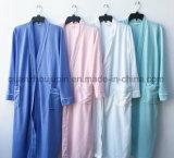 OEM Hot Sale Colorful Polyester Hotel Bathrobe