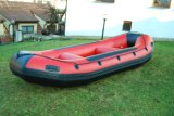 Inflatable Drift Boat