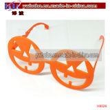 Promotion Gift Stationery Custom Pumpkin Sunglasses for Halloween (H8026)