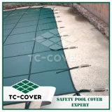 Anti-UV Swimming Pool Cover, PP Closed Mesh