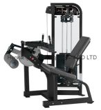 fitness, lifefitness, gym equipment, hammer strength machine, Seated Leg Curl-DF-7016