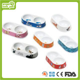 Double Bowl Dog Product Pet Supply