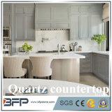Natural Stone Crystal White Quartz Countertop