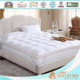 Extra Thick Fiberbed Hotel Polyester Synthetic Micro Fiber Mattress Topper