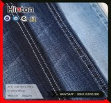 7s Slub Twill Cotton Spandex Denim Fabric 11oz