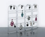 Brand New Acrylic Folding Earrings Rack Display