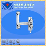 Xc-F7001 Stainless Steel Swing Door Side Panel/Over Panel Pivot