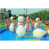 Inflatable Human Bowling Ball Games for Adults and Children