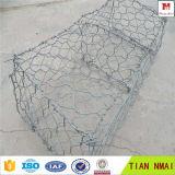1X1X1 4.0mm Gabion Basket/Rock Cage/Wire Mesh/Retaining Wall