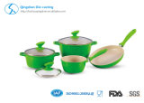 Non-Stick Cookware Set Kitchen with Sauce Pan Fry Pan and Cassrole