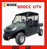 New EEC 600cc Shaft Drive Big ATV 4X4 UTV with 2 Seats Mc-183