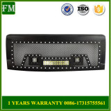 09-14 F-150 Evolution Stainless Steel Wire Mesh Packaged Grille