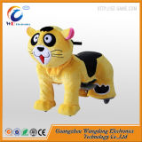 Electric Bicycle Motorized Plush Animal Ride (WD001)