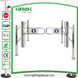 Automatic Manual Swing Turnstile Gate for Supermarket