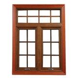 Toma Good Quality Elegant Aluminum Clad Wood Window