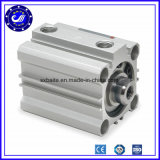 Double Action ISO Standard Iron 1000mm Stroke Compact Pneumatic Cylinder