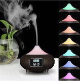 2016 Newest Office Aroma Diffuser Wood Humidifier with Print Brand Logo