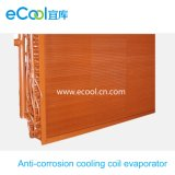 Customized Anti-Corrossion Cooling Coil Evaporator with Heresite Treatment