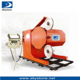 China Diamond Wire Saw Machine for Marble Quarrying TSY-37G