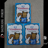 Customized Pj Kindness Card Game for USA Market