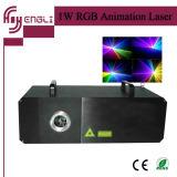 1W Rbw Full Color Animation Laser Light (HL-081)