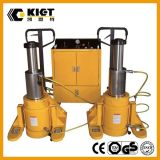 Kiet Factory Price Double Acting Multiple Rams Hydraulic Cylinder