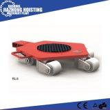 Transportation Roller Skid 8 Ton Cargo Trolley