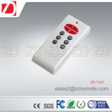 Long Working Distance RF Remote Control with 8button S