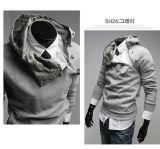 2015 Fashion Winter Men Hooded Sweater (14319)