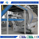 Semi-Continuous Waste Tire Recycling Machine
