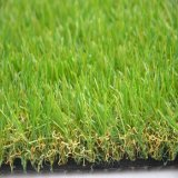 Natural Looking Plastic Grass, High Quality Artificial Grass