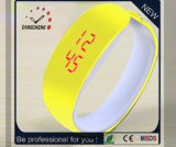 Silicone Watches Digital Wristwatch Touch LED Watch (DC-1182)