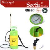 Garden Agricultural Household Shoulder Pressure Sprayer with Gauge (SX-CS5C-A 5L)