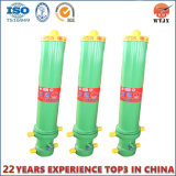 FC/Fe Tipping Telescopic Hydraulic Cylinder for Dump Truck